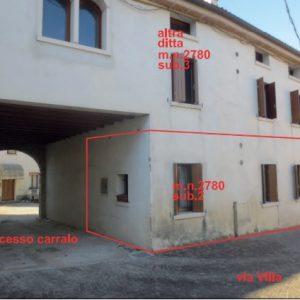 Asta immobiliare - Esecuzione 218/2013 - Lotto unico - (ASSET - Associazione Esecuzioni Immobili Treviso)